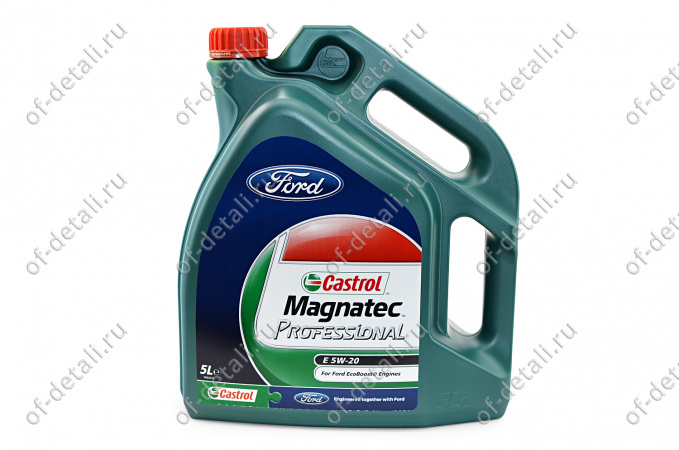 CASTROL Ford 5w-20 5л масло моторное