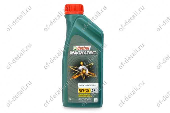 CASTROL Ford A5 5w-30 1л масло моторное
