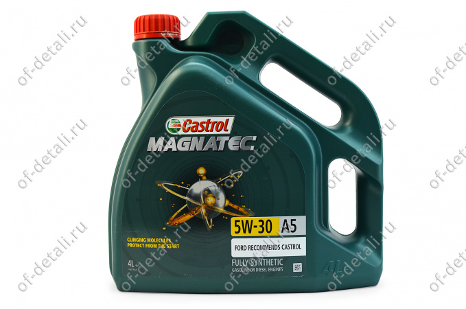CASTROL Ford A5 5w-30 4л масло моторное  (sw-зо)  15CA3B